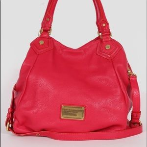 Marc by Marc Jacobs Bags - MARC BY MARC JACOBS Classic Q Fran Leather Hobo